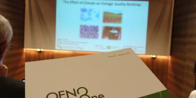 Publication in OENO One is now free for all authors