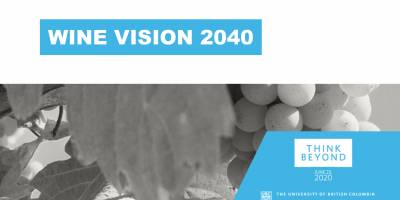 Replay of the Wine Vision 2040 event