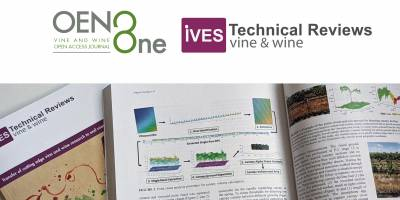 Articles published in OENO One and IVES Technical Reviews in August 2021